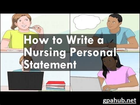 Top 10 personal statement tips